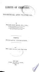 Elements of Chemistry: Inorganic chemistry