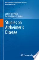Studies on Alzheimer s Disease