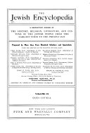 The Jewish Encyclopedia Book PDF