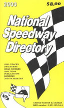 National Speedway Directory 2000