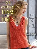 21 Crocheted Tanks   Tunics