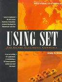 Using SET for Secure Electronic Commerce