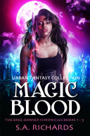 Pdf The Magic Blood Trilogy (The Bree Somner Chronicles Books 1-3)