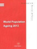 World Population Ageing, 2013