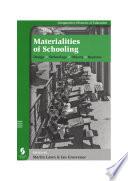 Materialities of Schooling