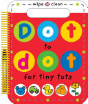 Dot to Dot Wipe Clean Activity Book Book