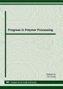 Progress in Polymer Processing [Pdf/ePub] eBook