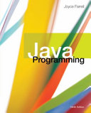 Cover of Java Programming