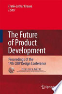 The Future of Product Development Book