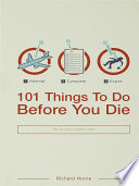 101 Things to Do Before You Die