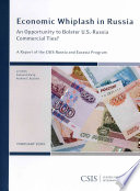Economic Whiplash In Russia Book PDF