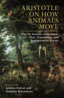 Aristotle on How Animals Move