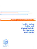 Addressing the Socioeconomic Determinants of Healthy Eating Habits and Physical Activity Levels Among Adolescents
