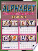 Alphabet Handwriting Book (L.K.G.)