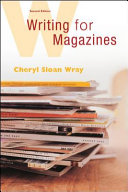 Writing for Magazines  A Beginner s Guide