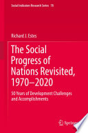 The Social Progress of Nations Revisited, 1970–2020