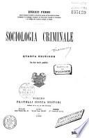Sociologie criminale