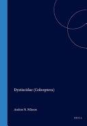 Dytiscidae  Coleoptera