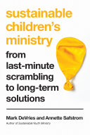 Sustainable Children s Ministry
