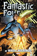 link to Fantastic four by Waid & Wieringo in the TCC library catalog