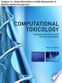 Computational Toxicology Book
