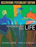 Psychology and Life Mypsychlab Pegasus Student Access Code Card