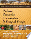 Psalms, Proverbs, Ecclesiastes, and Song of Songs