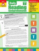Daily Reading Comprehension  Grade 7