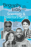 Biography Today Scientists and Inventors Series