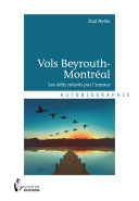 Pdf Vols Beyrouth-Montréal Telecharger