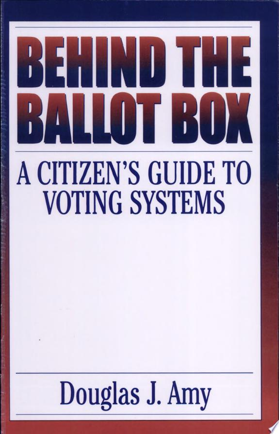 Behind the Ballot Box