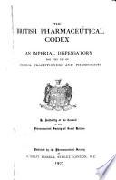 British Pharmaceutical Codex