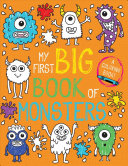 My First Big Book of Monsters Book