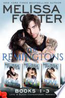 The Remingtons (Books 1-3 Boxed Set) Love in Bloom Contemporary Romance Series
