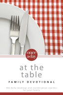 Niv Once A Day At The Table Family Devotional Ebook