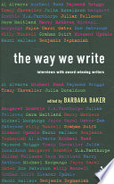The Way We Write