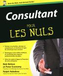 Consultant Pour les Nuls Pdf/ePub eBook