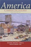 America  A Narrative History  Brief Ninth Edition   Vol  One Volume