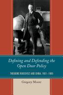 Defining and Defending the Open Door Policy