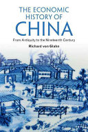 The Economic History of China Book