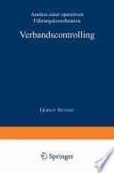 Verbandscontrolling