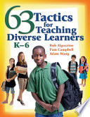 63 Tactics for Teaching Diverse Learners  K 6 Book PDF