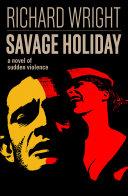 Savage Holiday Pdf/ePub eBook