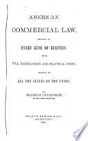 American Commercial Law