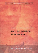 Pdf Roll of Thunder, Hear My Cry