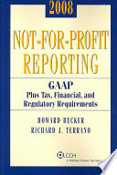 Not-for-Profit Reporting 2008