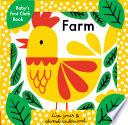 Baby's First Cloth Book: Farm