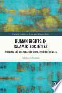 Human Rights in Islamic Societies