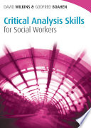 Ebook Critical Analysis Skills For Social Workers
