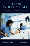 Keeping Patients Safe Pdf/ePub eBook